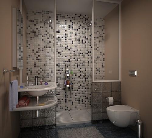 صوره بلاط حمامات , تصميم ديكورات الحمام
