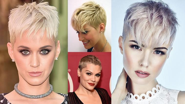 صورة قصات شعر قصير جدا , تعرف على قصات شعر قصير جدا