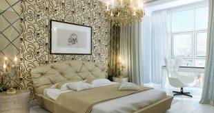 صوره ورق جدران غرف نوم , اجمل ورق لجدران غرف النوم