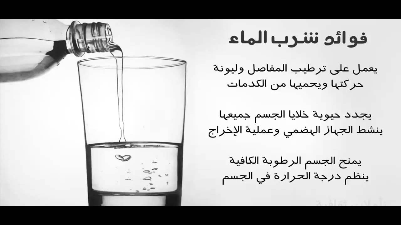 صورة تعبير عن الماء , تعرفى على اهمية الماء فى الحياة