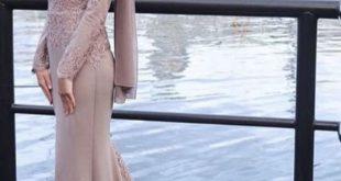 صوره فساتين سوريا للمحجبات , اجمل الفساتين السوريا للمحجبات