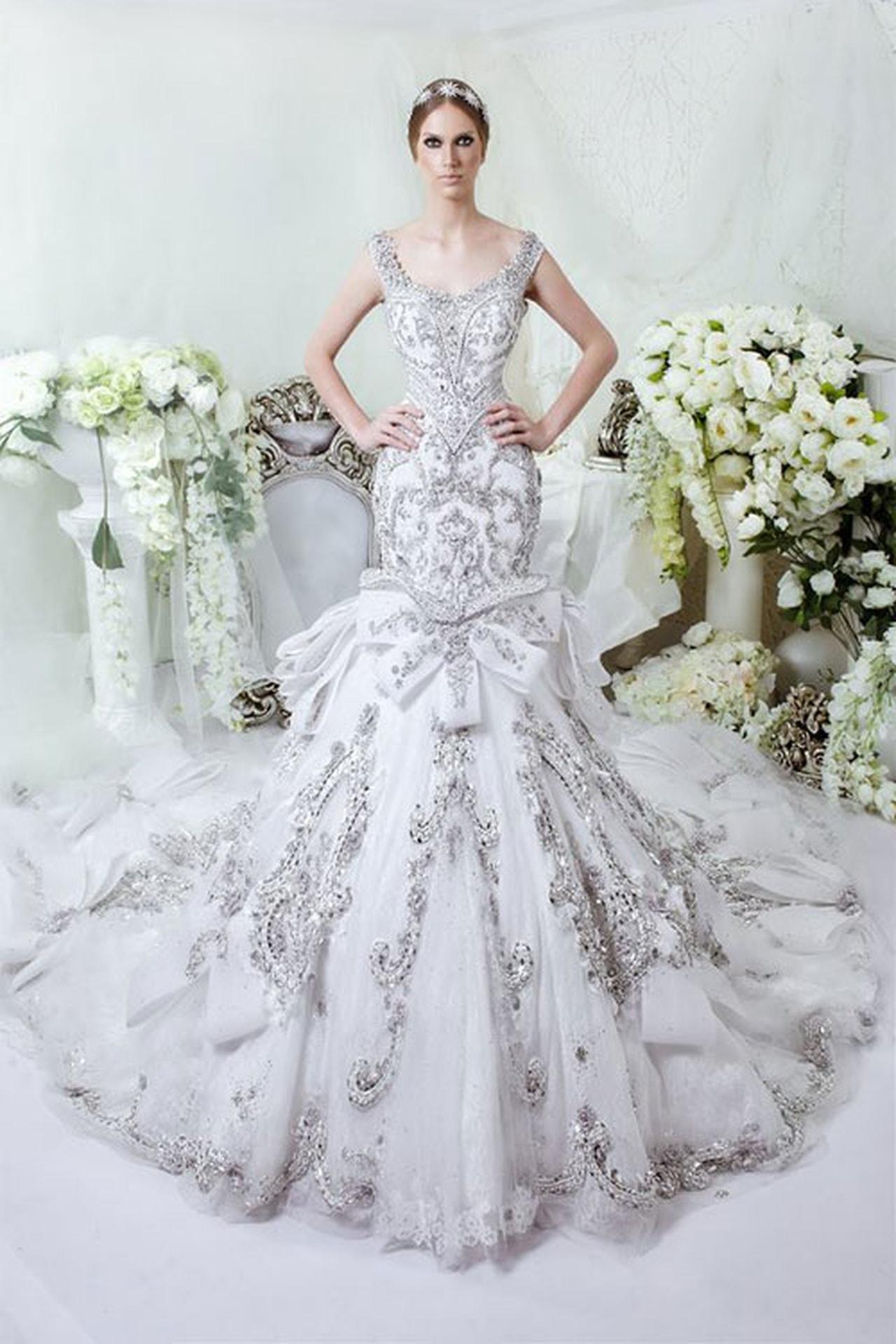 صورة صور عن العروس , بالصور البومات العرس من الاساسيات 3452 3