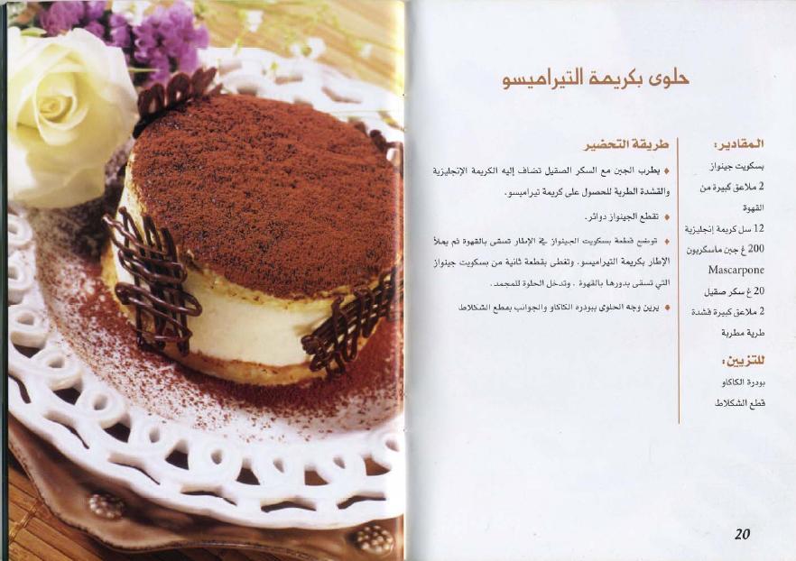 صورة وصفات حلويات مصورة , شاهد اجمل الوصفات المصورة للحلويات 3588 1