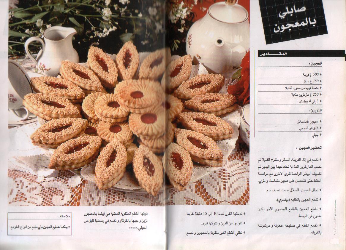 صورة وصفات حلويات مصورة , شاهد اجمل الوصفات المصورة للحلويات 3588 2