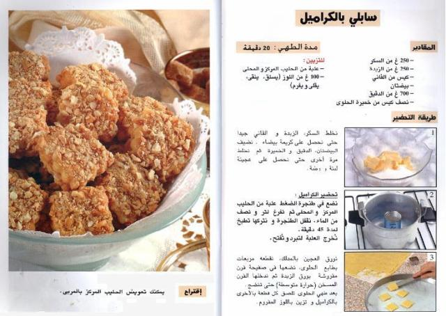 صورة وصفات حلويات مصورة , شاهد اجمل الوصفات المصورة للحلويات 3588 5