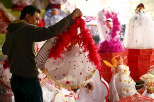 صورة صور عروسه المولد , شاهد اجمل عروسة مولد
