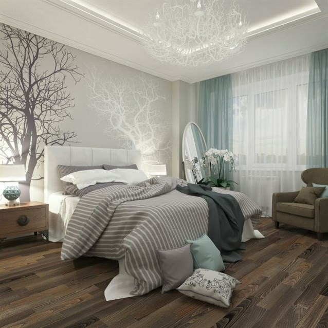 صور ورق جدران لغرف النوم , شاهد اجمل الاشكال لورق جدران غرف النوم