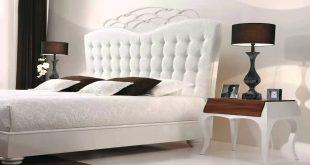 صوره غرف نوم بيضاء , اجمل غرف النوم ذات جدران بيضاء