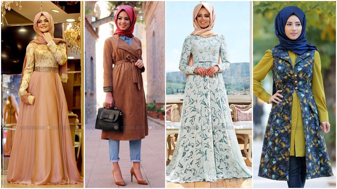 صورة ملابس محجبات للبيع , اجمل وارقي الملابس للمحجبات