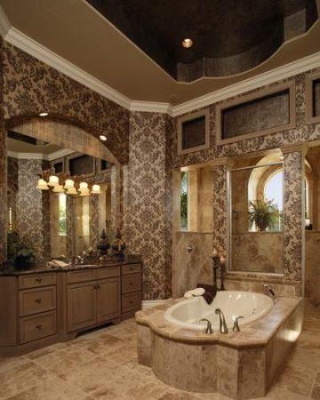 بالصور تصميم حمامات , احلي صور حمامات 5709 10