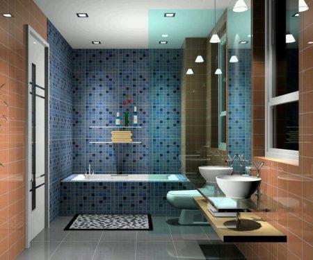 بالصور تصميم حمامات , احلي صور حمامات 5709 5