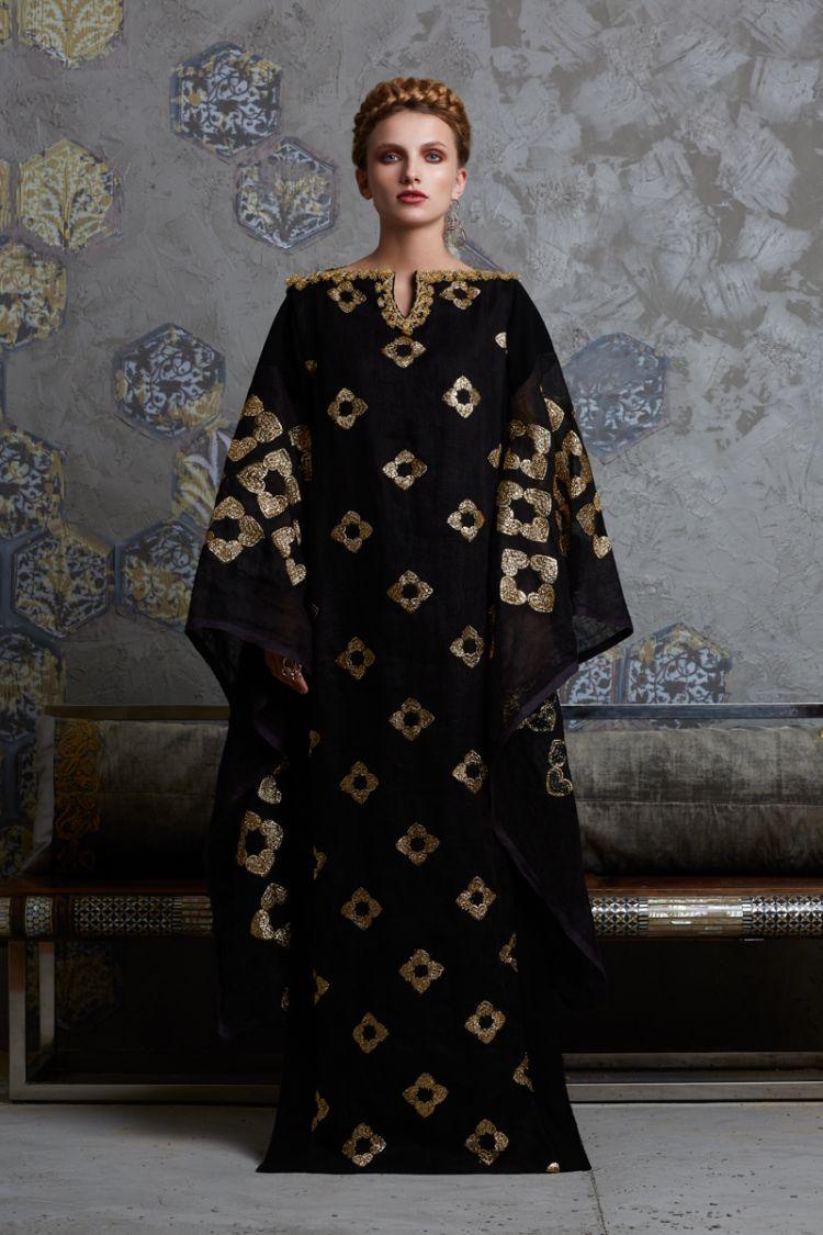 بالصور عبايات كويتية , ملابس كويتية خليجية 628 1