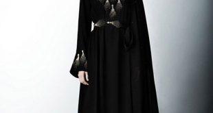 صورة عبايات كويتية , ملابس كويتية خليجية