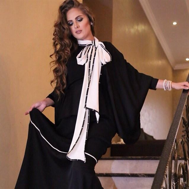 بالصور عبايات كويتية , ملابس كويتية خليجية 628 7