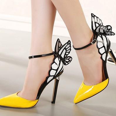 بالصور اجمل احذية , احذية حريمى جمبلة 656 4