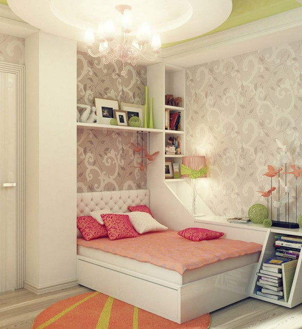 بالصور صور غرف نوم بنات , غرف نوم بناتي 1308 1