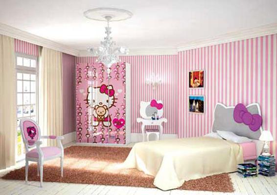 صوره صور غرف نوم بنات , غرف نوم بناتي