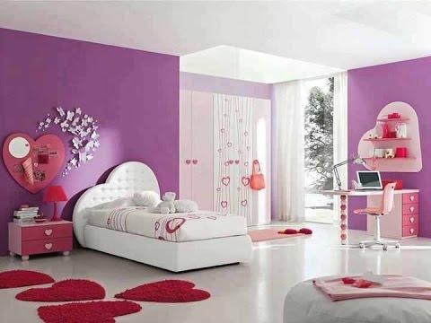 بالصور ديكورات غرف نوم بنات , اجمل صور لديكور غرف البنات 3741 4