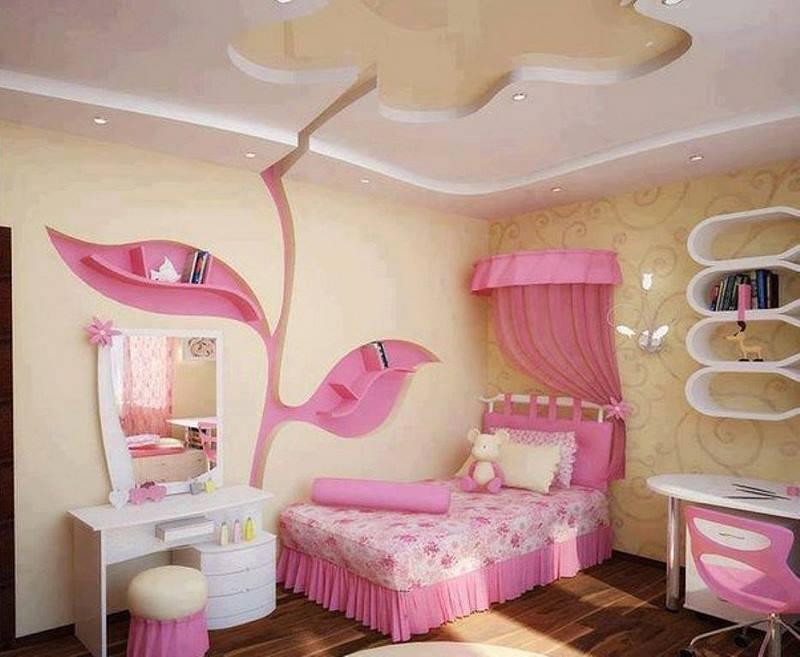 بالصور ديكورات غرف نوم بنات , اجمل صور لديكور غرف البنات 3741