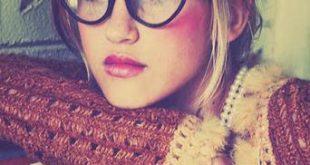 صور بنات كوريات كيوت بالنظارات , اجمل بنات لطيفه وكيوت من كوريا