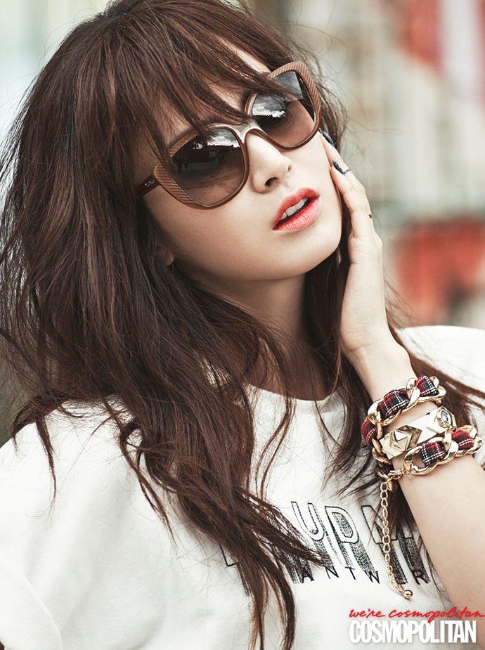 بالصور بنات كوريات كيوت بالنظارات , اجمل بنات لطيفه وكيوت من كوريا 3742 3