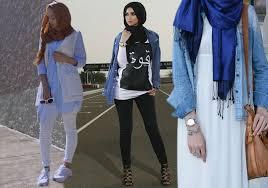 بالصور صور ملابس محجبات , احدث صور للفتيات المحجبة 3747 15