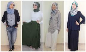 بالصور صور ملابس محجبات , احدث صور للفتيات المحجبة 3747 6
