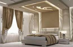 صوره ديكورات جبس غرف نوم , اروع تصميمات الجبس لغرف النوم