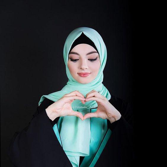 بالصور فتيات محجبات , اجمل صور لنساء محجبه 3790 11