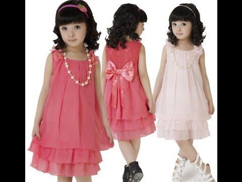 بالصور ثياب بنات , اجمل تصميمات لملابس الفتيات 3800 14