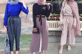 بالصور موضة صيف 2019 للمحجبات , موديلات لملابس المحجبات 3806 13