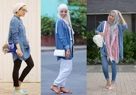 بالصور موضة صيف 2019 للمحجبات , موديلات لملابس المحجبات 3806 14