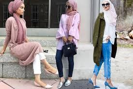 بالصور موضة صيف 2019 للمحجبات , موديلات لملابس المحجبات 3806 17