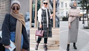 بالصور موضة صيف 2019 للمحجبات , موديلات لملابس المحجبات 3806 2