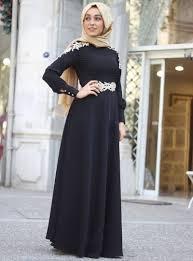 بالصور موضة صيف 2019 للمحجبات , موديلات لملابس المحجبات 3806 21