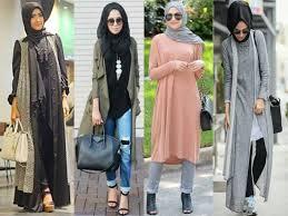 بالصور موضة صيف 2019 للمحجبات , موديلات لملابس المحجبات 3806 4
