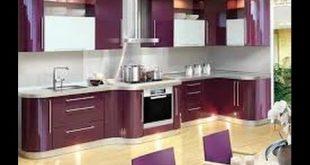 صوره ديكورات مطابخ المنيوم , اجمل مطبخ مصنوع من الالمنيوم