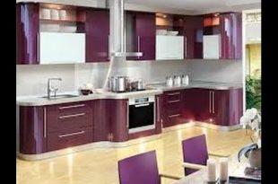 صور ديكورات مطابخ المنيوم , اجمل مطبخ مصنوع من الالمنيوم