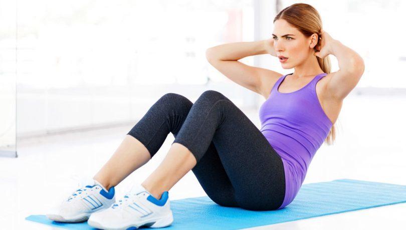 صور تمارين المعدة , اقوى التمارين للتخلص من المعدة المنتفخة