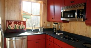 صورة ديكور المطبخ , مطابخ خشبية بديكورات مودرن