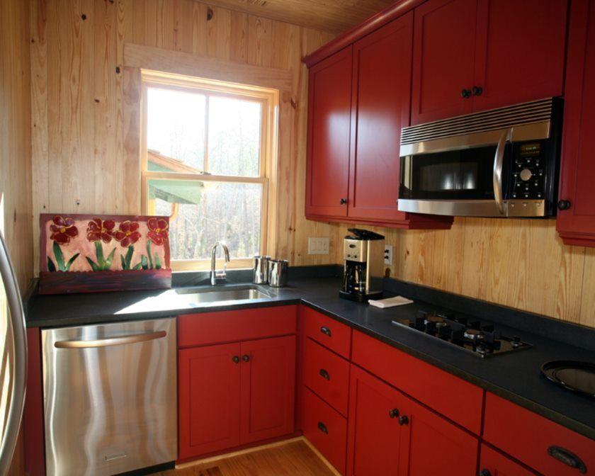 صوره ديكور المطبخ , مطابخ خشبية بديكورات مودرن