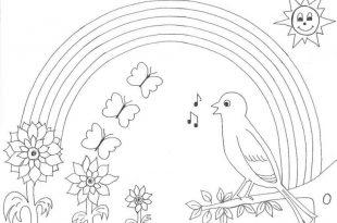 صورة رسومات سهله وحلوه , رسومات لتعليم الاطفال سهلة