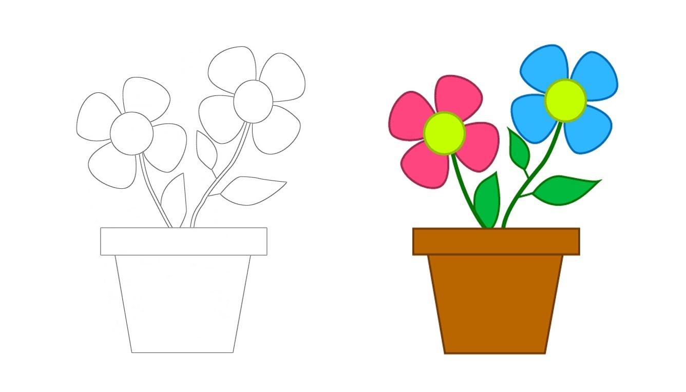 بالصور رسومات سهله وحلوه , رسومات لتعليم الاطفال سهلة 3946 7