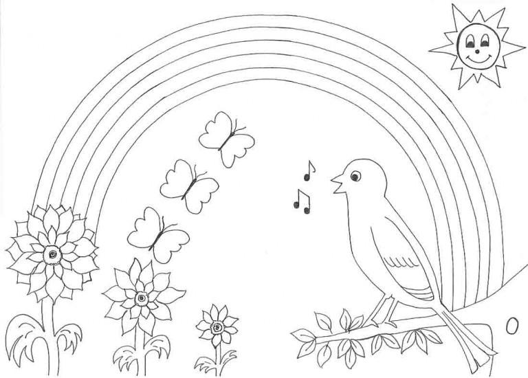بالصور رسومات سهله وحلوه , رسومات لتعليم الاطفال سهلة 3946