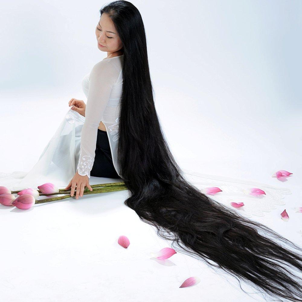 بالصور كيفية تطويل الشعر , وصفة لتطويل الشعر في يومين 3948 1