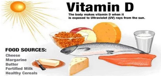 صور فيتامين د , اهمية فيتامين د على الصحة