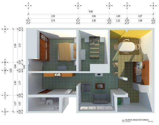 بالصور خرائط منازل , افضل الخرائط المنزلية 3994 10