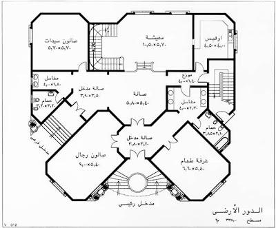 بالصور خرائط منازل , افضل الخرائط المنزلية 3994 3
