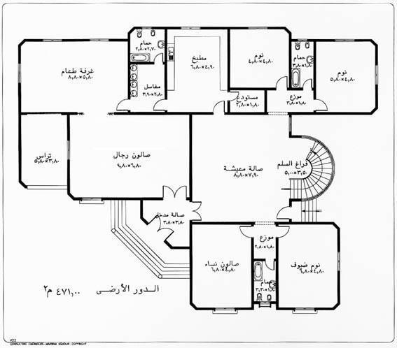 بالصور خرائط منازل , افضل الخرائط المنزلية 3994 4
