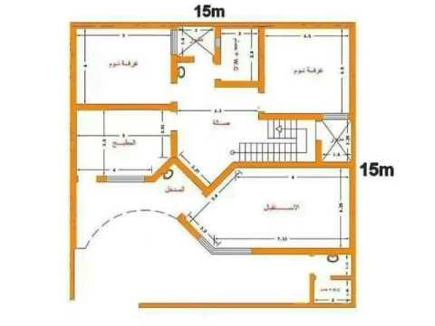 بالصور خرائط منازل , افضل الخرائط المنزلية 3994 5